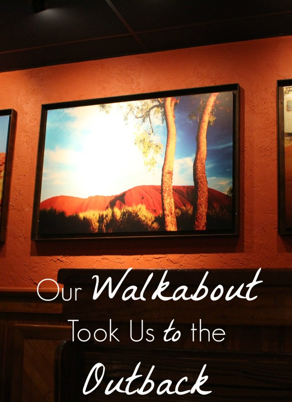 Our Walkabout Took Us to the Outback