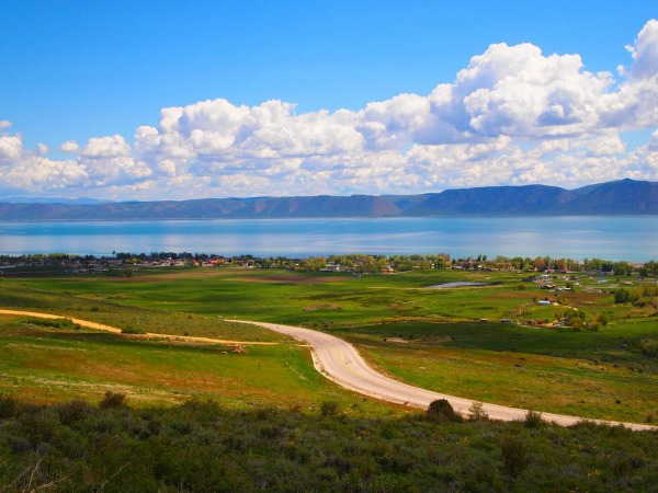 Go Glamping, One of the Fun Things to do at Bear Lake