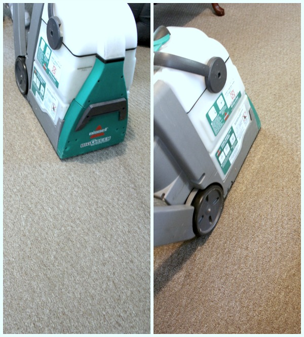 bissell big green carpet cleaner get the dirt out - Green Machine Carpet Cleaner