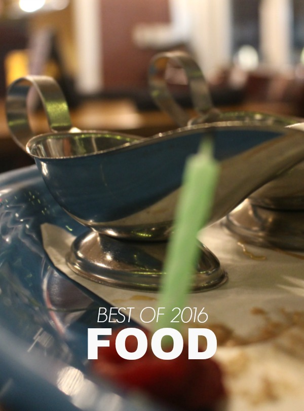 Best of 2016 | Food