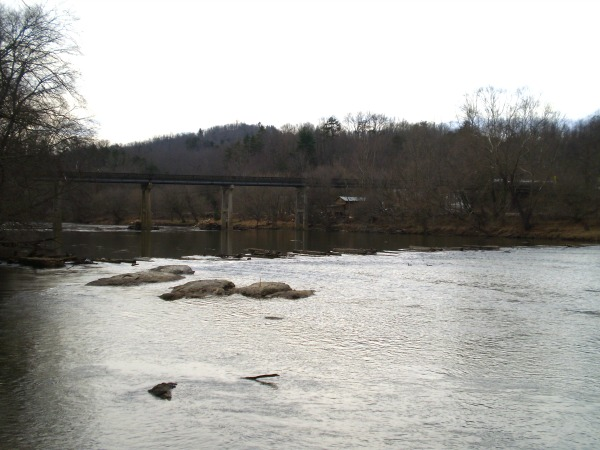 The French Broad River Runs Through My World