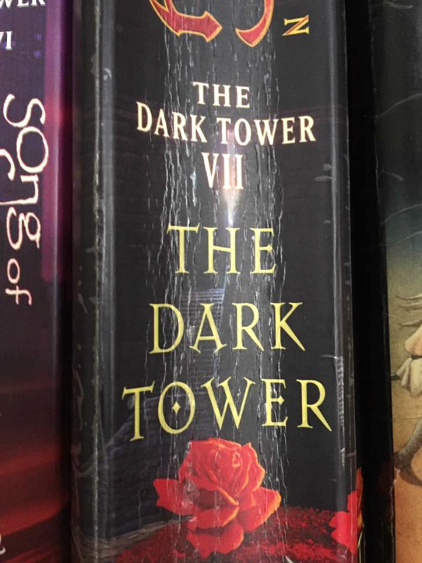 "The World of ""The Dark Tower"" Continues to Fascinate Me"