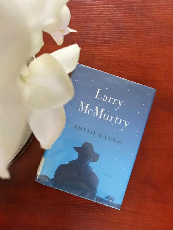 An Amazing Saga by Larry McMurtry Concludes