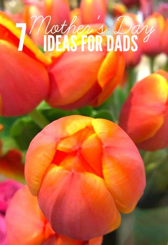 7 Mother's Day Ideas for Dads