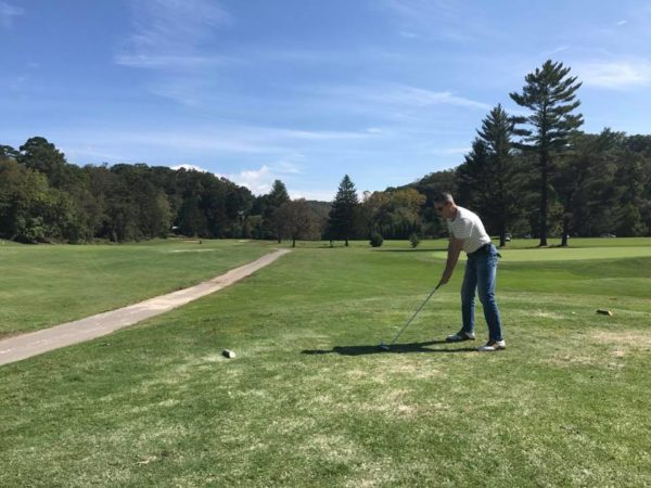 A Day on the Links