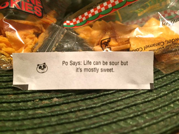 photograph about Printable Funny Fortune Cookie Sayings identified as Fortune Cookie Offers - A Thousand Nation Roadways