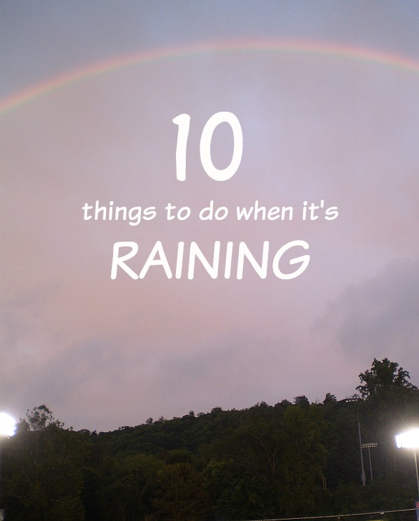 Places To Visit Over A Weekend: 10 Things To Do When It's Raining
